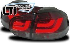 Coppia Fari Fanali posteriori Tuning a LED CCFL Light Tube Golf VI 6 08->12 LTI