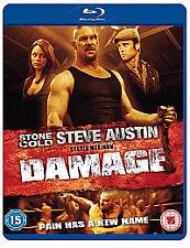 Damage (Blu-ray, 2009) Steve ' Stone Cold ' Austin / Laura Vandervoort