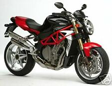 MV AGUSTA TOUCH UP PAINT ALL YEARS BRUTALE S RED & BLACK