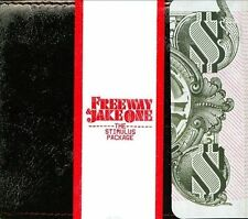 Freeway &  Jake One - The Stimulus Package CD NEW Sealed Rhymesayers Wallet