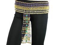 Kleopatra Tut Anch Amun Pharao Schmuck Hüftkette Karneval Fasching 110 cm-PG0014