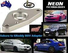 GReddy Subaru Blow Off Valve Flange Adapter *WRX STI FORESTER * BOV FV RS R RZ*