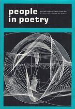People in Poetry Macmillan Gateway English Literature Language Arts Program '69