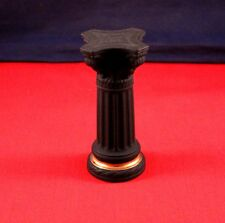 Replacement Chess Set of Gods ~Black ~Column~Rook~ Figurine Franklin Mint Pc
