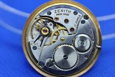 Original ZENITH caliber 40.T movement running & dial (1/5006)