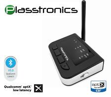 TV Plasstronics T80 AptX-HD Low Latency Bluetooth Sound Transmitter & Receiver