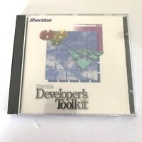 Sheridan Software Systems Developer Toolkit With CD Key - New And Sealed - Rare