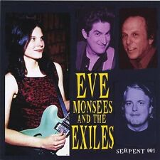 Eve Monsees, Eve Mon - Eve Monsees & the Exiles [New CD]
