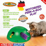 Pop N'Play Interactive Motion Cat Toy Mouse Tease Electronic Pet Toys DE 60% OFF