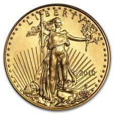 2010 1/10 oz Gold American Eagle BU - SKU #58141