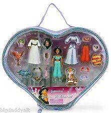 New Disney Princess Jasmine Polly Pocket Fashion Set Aladdin Parks Exclusive