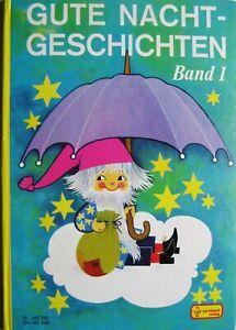 Gute Nacht-Geschichten Band 1 - Pestalozzi Verlag. Sehr gute Ausgabe 1980