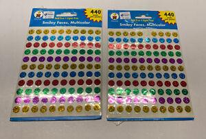 Carson Dellosa Smiley Faces, Multicolor Chart Seals CD-2143