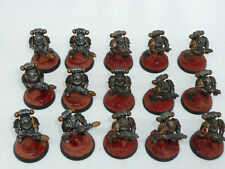 3x 5 Iron Warrios mit Special Weapons - Chaos Space Marines - Horus Heresy