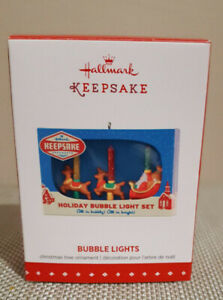 "HALLMARK ""BUBBLE LIGHTS"" 2015"