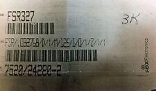 FSR327 FOX CRYSTAL 32.768 20PPM 12.5PF -40/+85 10 PIECES