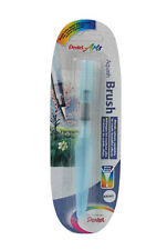 PENTEL - AQUASH BRUSH PEN - MEDIUM - WATER COLOURS -INKS -PENCILS