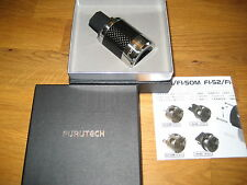 Furutech FI-50 (R) Rhodium Carbon Netzstecker