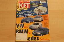 72896) Renault Clio B Kaufberatung - KFT 15/1999