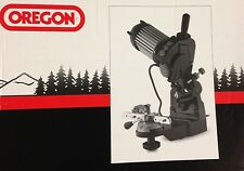 OREGON CHAINSAW CHAIN SHARPENER # 557271 Suits Stihl, Husqvarna, Oregon etc