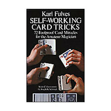 Book: Self Working Card Tricks by Karl Fulves from Murphy's Magic
