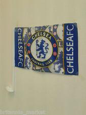 CHELSEA FC - AUTOFAHNE