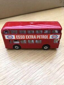MATCHBOX LESNEY No.74 Daimler Bus ESSO. Excellent Condition