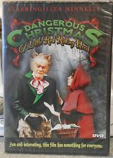 Dangerous Christmas of Little Red Riding Hood (DVD 2007) RARE LIZA MINELLI NEW