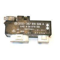 VW Corrado Fan Control Relay 357 919 506 A