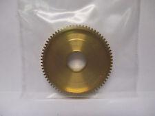 NEW ABU GARCIA BAITCASTING REEL PART - 15096 4500 6500C - Drive Gear - Brass