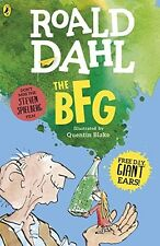The BFG by Roald Dahl (Illustrated by Quentin Blake)