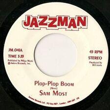 "Sam Most - Plop-Plop Boom / Jungle Fantasy 7"""