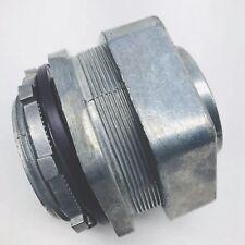 """EATON-LT250DC-LIQUIDATOR 2-1/2"""" LIQUID TIGHT CONNECTOR ZINC DIE CAST"""