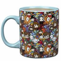 Harry Potter Chibi Ceramic Coffee Mug - Harry Potter Characters Chibi Design -