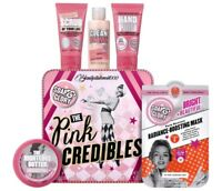 Soap and & Glory Ladies Christmas Gift Set - THE PINK CREDIBLES