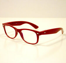 OCCHIALI GRADUATI DA LETTURA PRESBIOPIA RELAX RED +1,0 READING GLASSES