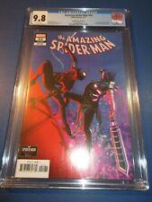 Amazing Spider-man #54 Great Rare Goulden Variant CGC 9.8 NM/M Gorgeous Gem Wow