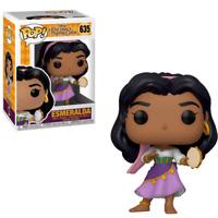 Funko POP ! 635 Disney - Esmeralda -  Hunchback of Notre Dame - IN STOCK !!