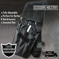 HAIRDRESSING SCISSORS TOOL BELT SCISSOR HOLDER HOLSTER / BELT SHEARS POUCH BAG.