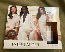 Estee Lauder 3 Pc Meet Your Match Double Wear Makeup Kit No Foundation Nib