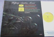 WOLFGANG SCHNEIDERHAN Mozart Violin Concerto 3 etc Karl Bohm BPO NEAR MINT UK DG