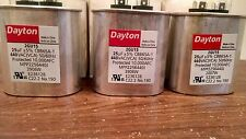 E236128 DAYTON CAPACITOR CBB65A-1 2GU20 NEW ****PRICE IS FOR ALL 3****