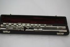 1926 Haynes silver flute antique in incredible ready to play condition Rare