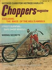 1973 June Choppers - Vintage Motorcycle Magazine