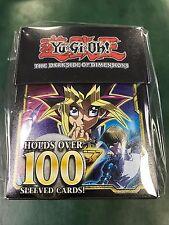 Yu-Gi-Oh! - Dark Side of Dimensions Movie Pack Gold - Deck Box Card Case-  83187