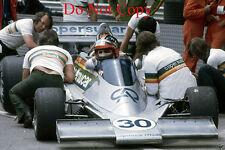 EMERSON FITTIPALDI COPERSUCAR DUTCH GP 1976 Fotografia