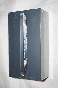 Apple Iphone 5 Black 64 Gb Md646ll/A NEW Sealed