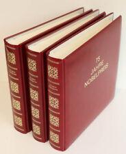 Nobelpreis tolle Sammlung in 3 Borek Alben, riesiger Abopreis