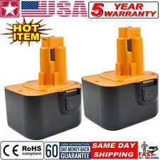 12V 3500mAh Ni-Mh Battery for Black & Decker PS130 Firestorm Cordless Drill NEW
