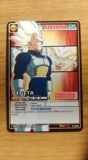 Carte Dragon Ball Z Vegeta D-580